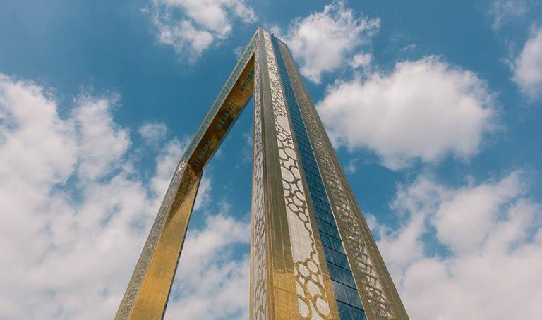دبی فریم – بزرگترین قاب عکس جهان