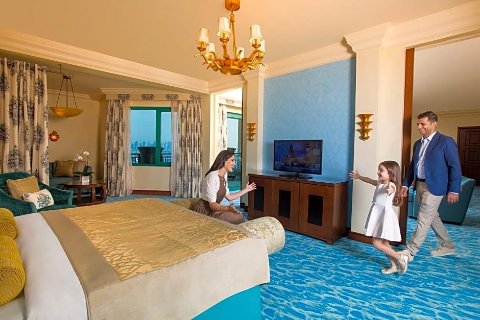 اتاق هتل آتلانتیس دبی