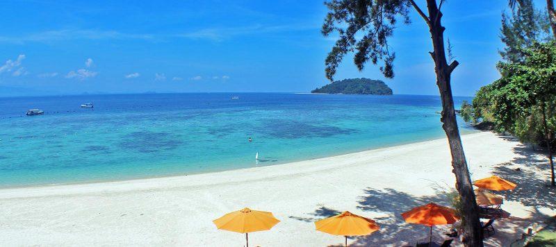 جزیره مانوکان مالزی